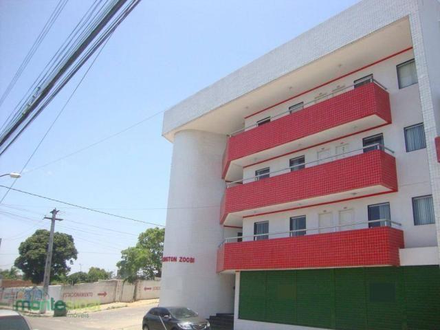 Apartamento com 2 quartos para alugar por R$ 900/mês - São José - Garanhuns/PE - Foto 3