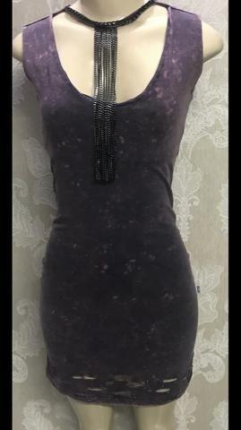 Vestido lindo, tamanho M, festa, detalhes , DLX - Foto 2