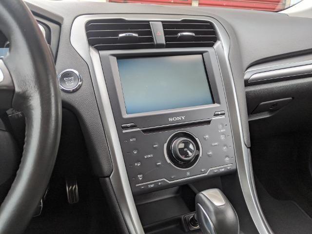 Vendo Ford Fusion Titanium AWD 2014 Automatico Teto Solar - Foto 8