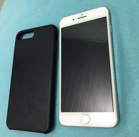 Vendo ou troco iphone 7 plus 256gb - Foto 2