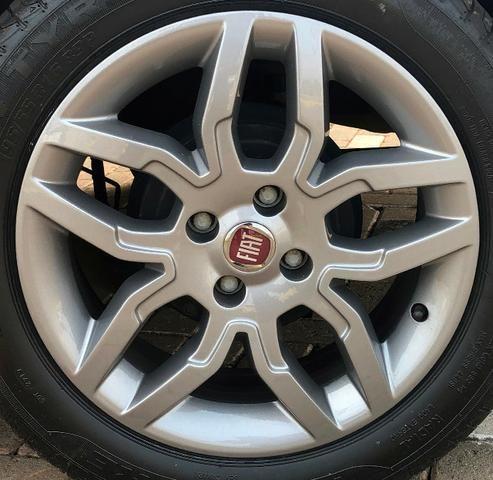 Fiat Grand siena essence 1.6 Flex todo revisado! - Foto 18