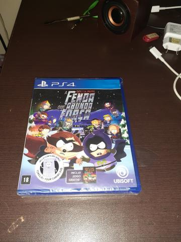 Jogo PS4 SOUTH PARK: A FENDA QUE A BANDA FORÇA/ SOUTH PARK THE STICK OF TRUTH - Foto 3