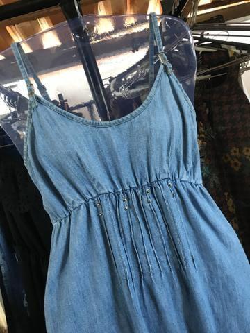 Vestido jeans P - Foto 2