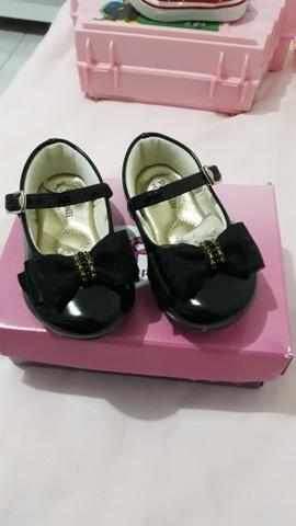 Sapato festa pampili