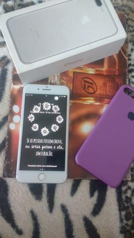 IPhone 7plus 128GB R$1600 - Foto 2