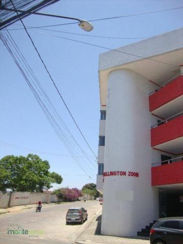 Apartamento com 2 quartos para alugar por R$ 900/mês - São José - Garanhuns/PE - Foto 5
