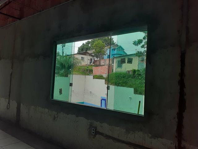 Portão e vidro - Foto 3