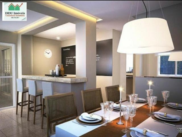 Apartamento à venda com 3 dormitórios em Planalto, São bernardo do campo cod:011349AP - Foto 18