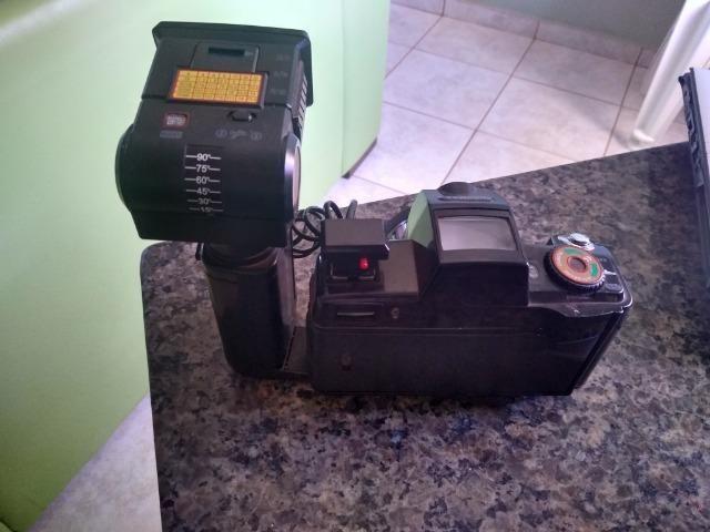 Câmera Analógica Euromax