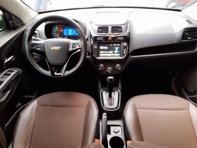 Chevrolet Cobalt 1.8 Mpfi Ltz 8V Flex 4Portas Automático 2017/2018 - Foto 11