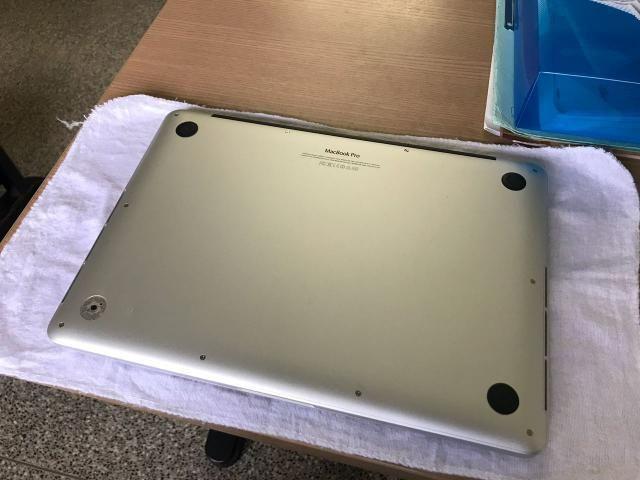 MacBook Pro late 2013 - Foto 4