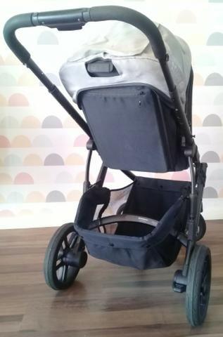 Carrinho de Passeio de Bebê + Moisés Vista? da Uppa baby - Foto 4
