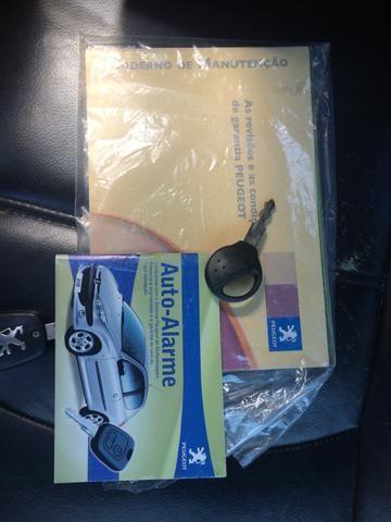 Peugeot 206 1.4 flex - Foto 8