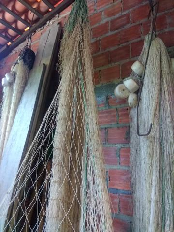 Vendo Redes de pesca artesanal apartir de 100 - Foto 5