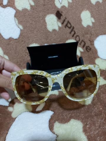 Óculos de sol dolce e gabbana original - Foto 2