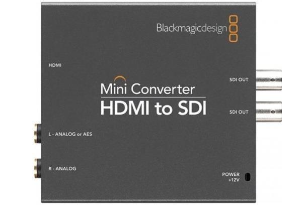 Mini Conversor Blackmagic HDMI para SDI