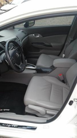 Honda Civic Lxr 13/14 - Foto 8