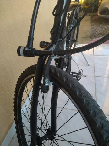 Bike TOP revisada aro 26 (Pronta pra andar) Bicicleta - Foto 5