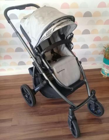 Carrinho de Passeio de Bebê + Moisés Vista? da Uppa baby