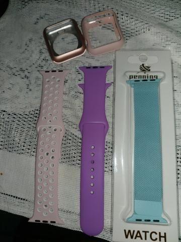 Apple watch + capas