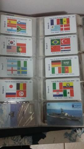 Coleção Cartões Telefonicos - Foto 3
