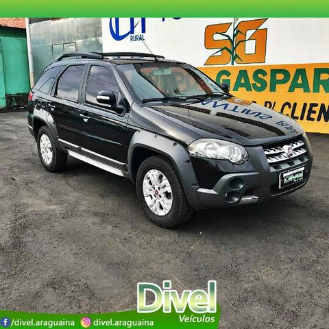 Fiat Palio WeeK.ADV.LOCK.Dualogic 1.8 Flex 2010 - Foto 2
