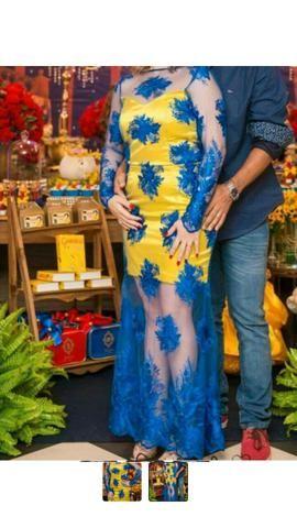 Vestido de festa p/m - Foto 2