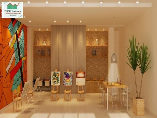 Apartamento à venda com 3 dormitórios em Centro, São bernardo do campo cod:090763AP - Foto 3