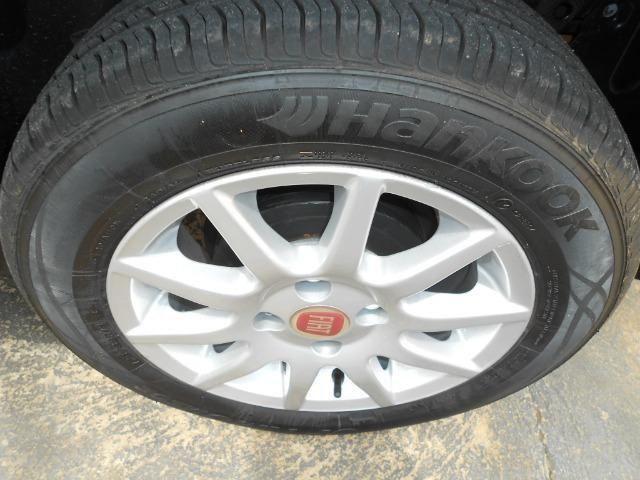 Fiat palio attractive 1.0 flex 2014/2015 completo unico dono revisado lacrado - Foto 8