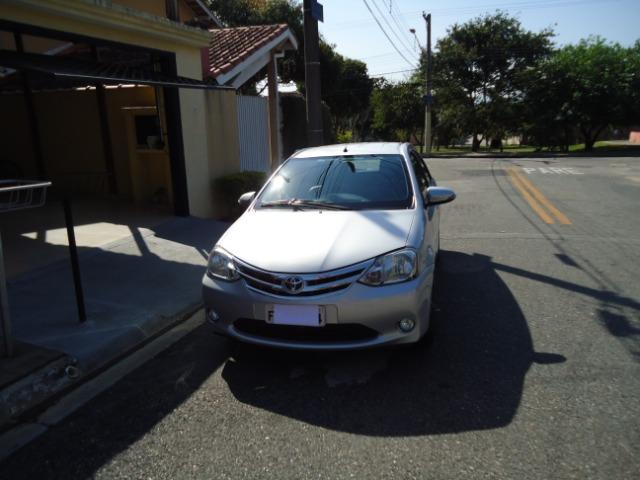 Toyota Etios Platinum Sed