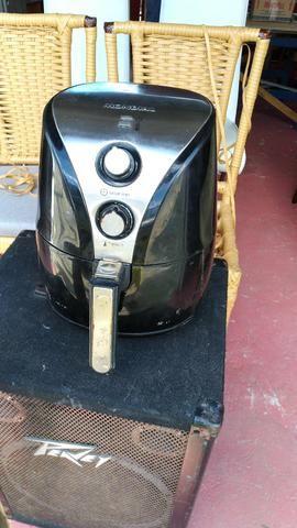 Fritadeira sem olho Air flyer - Foto 2