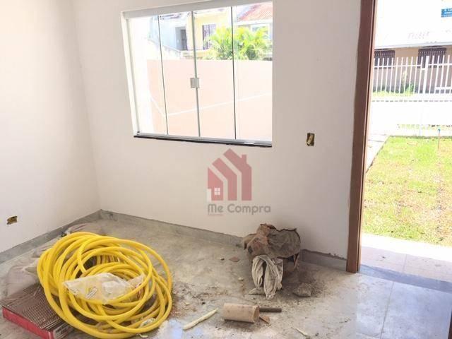 Casa com 2 dormitórios à venda, 58 m² por r$ 199.000 - sítio cercado - curitiba/pr - Foto 13