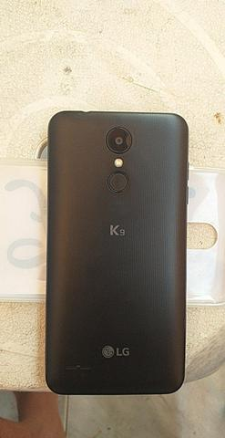LG K9 Zerado