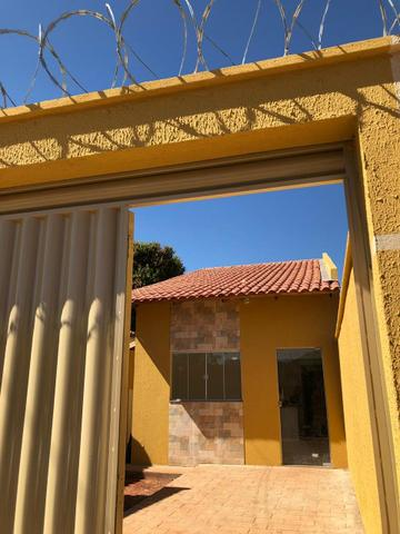 Casa 2 Quartos, entrada baixa, Itaipu - Goiânia - Foto 2