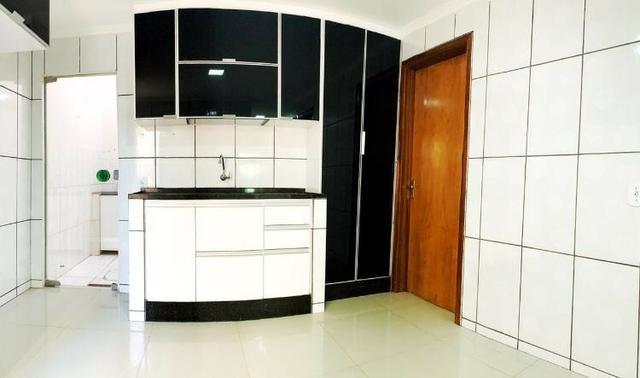 Excelente casa luxuosa na Qr 602 samambaia com localização privilegiada!!! - Foto 6