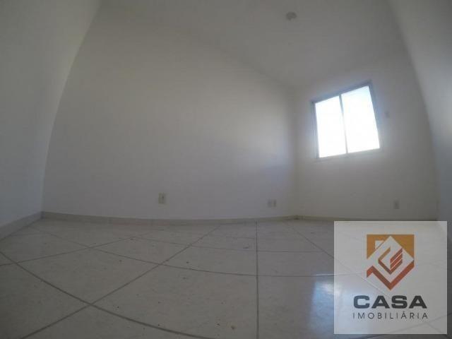 F.A - Apto de 2 quartos e varanda - Mirante de Jacaraipe - Foto 7