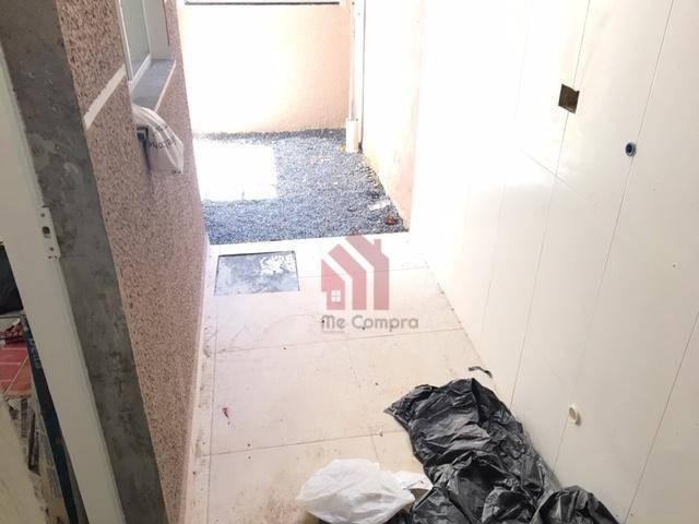 Casa com 2 dormitórios à venda, 58 m² por r$ 199.000 - sítio cercado - curitiba/pr - Foto 20