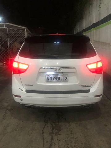 Vendo Hyundai Vera Cruz 7 lugares - Foto 5