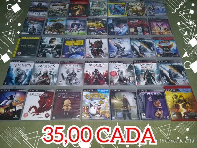 Jogos ps3/apartir de 20reais/Cartão/Garantia - Foto 4