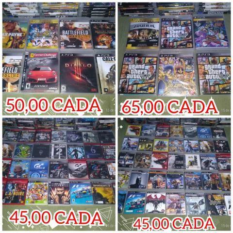 Jogos ps3/apartir de 20reais/Cartão/Garantia - Foto 6