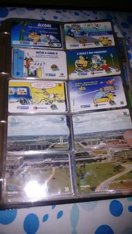Coleção de cartões - Foto 2
