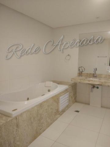 Alugo Apartamento Luxuoso 4 Suítes no Mirage Bay Double View - Foto 14