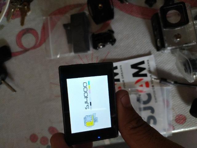 Camera SJcam SJ400 Nova na Caixa - Foto 3