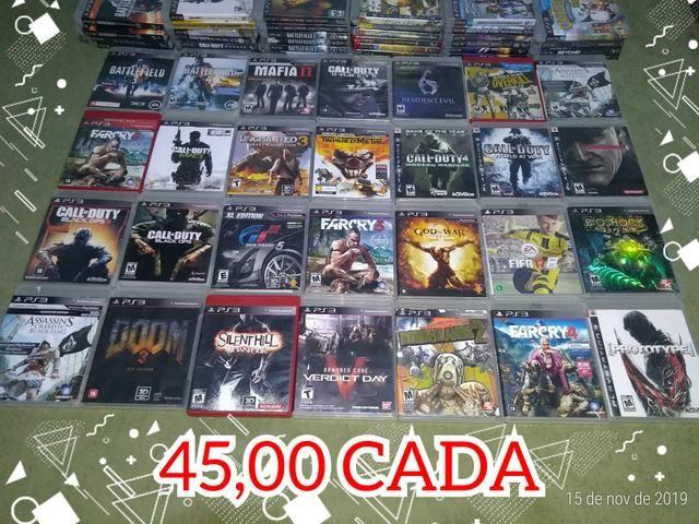 Jogos ps3/apartir de 20reais/Cartão/Garantia - Foto 5