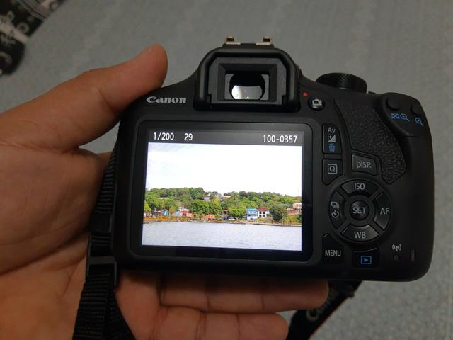 Canon T6 vendo - Foto 5