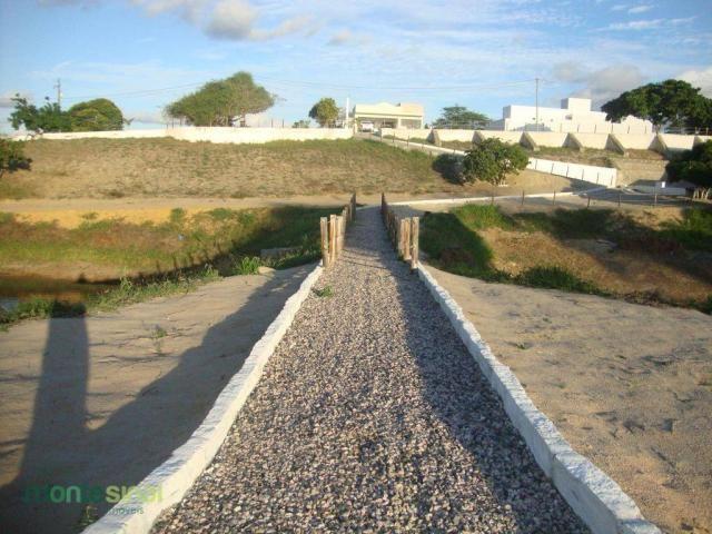 Terreno à venda, 367 m² por R$ 57.000,00 - Condomínio Privê Portal do Agreste - São João/P - Foto 8