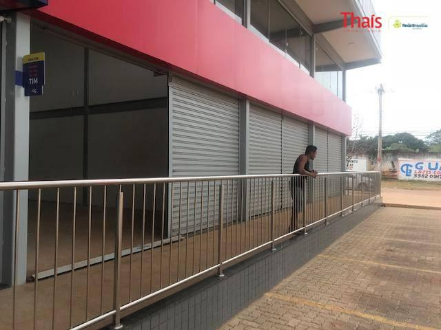 Loja comercial para alugar em Vicente pires, Vicente pires cod:SA0449