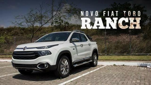 Fiat Toro Ranch Diesel 4x4 AT9 19/19 0km