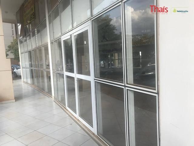 Loja comercial, 111 m², localização privilegiada, edifício acqua village, avenida das arau