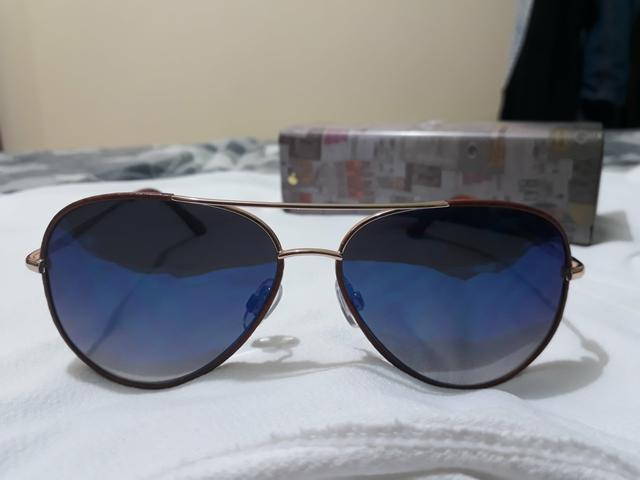 2602caa398589 Óculos aviador da Chilli Beans - original - Bijouterias